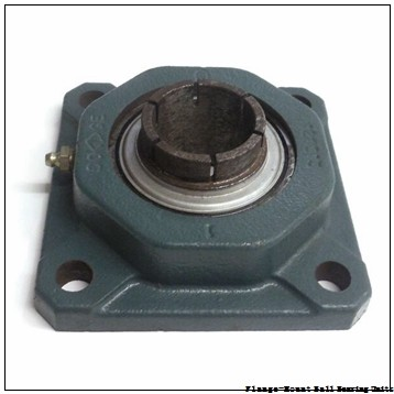 Link-Belt F3S224EK75 Flange-Mount Ball Bearing Units