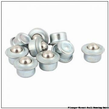 AMI MUCNFL206-19W Flange-Mount Ball Bearing Units