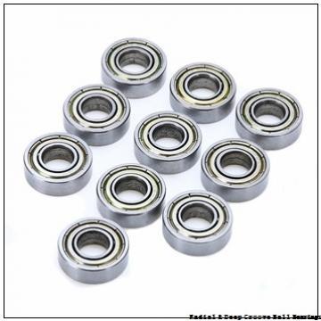0.6250 in x 1.1250 in x 0.3440 in  Nice Ball Bearings (RBC Bearings) 605 VBF53 Radial & Deep Groove Ball Bearings