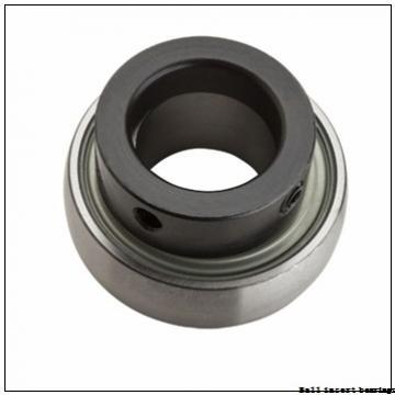87,3125 mm x 190 mm x 87,31 mm  Timken GN307KRRB Ball Insert Bearings