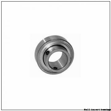 AMI MU003 Ball Insert Bearings
