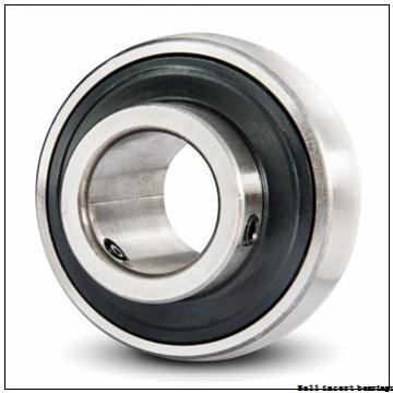42,8625 mm x 85 mm x 42,86 mm  Timken G1111KLLB Ball Insert Bearings