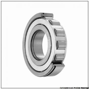 100 mm x 215 mm x 73 mm  NSK NU 2320 W Cylindrical Roller Bearings