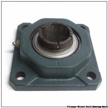 1.0000 in x 2.7500 in x 3.7500 in  Martin Sprocket & Gear TEB2BB Flange-Mount Ball Bearing Units