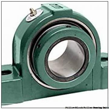 3.4375 in x 11-5/8 to 13-1/8 in x 5-9/64 in  Rexnord MAF6303F Pillow Block Roller Bearing Units