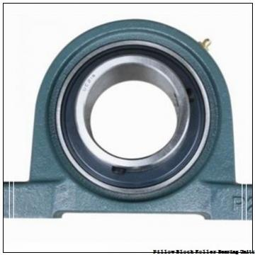 6.5000 in x 20-7/8 to 23-5/8 in x 8-3/4 in  Rexnord MAF5608F Pillow Block Roller Bearing Units