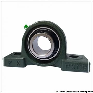 2.4375 in x 8-1/4 in x 4-3/8 in  Rexnord ZPS5207B Pillow Block Roller Bearing Units