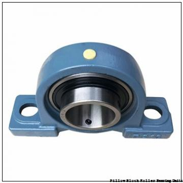 6.9375 in x 21-5/8 to 24-3/8 in x 8-3/4 in  Rexnord MAF5615F Pillow Block Roller Bearing Units