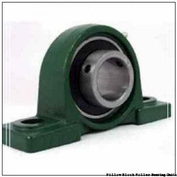 4.0000 in x 10-7/8 in x 6-1/4 in  Rexnord MAS540076 Pillow Block Roller Bearing Units