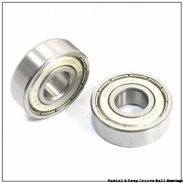 0.7500 in x 1.6250 in x 0.5000 in  Nice Ball Bearings (RBC Bearings) 1630DCTNTG18 Radial & Deep Groove Ball Bearings