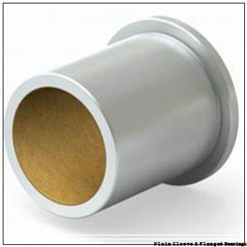 Bunting Bearings, LLC CB445248 Plain Sleeve & Flanged Bearings