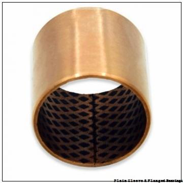 Bunting Bearings, LLC CB192312 Plain Sleeve & Flanged Bearings