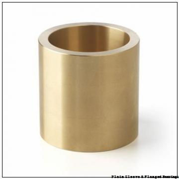 Bunting Bearings, LLC AA400003 Plain Sleeve & Flanged Bearings