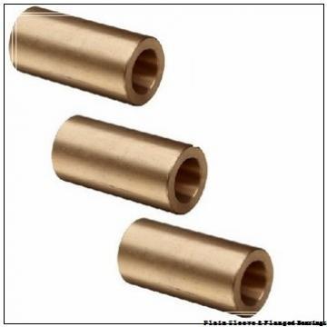 Bunting Bearings, LLC CB202628 Plain Sleeve & Flanged Bearings