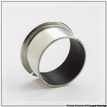 Oilite FF303-02B Plain Sleeve & Flanged Bearings