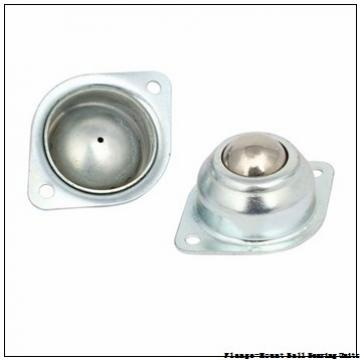 AMI MUCFPL207-22W Flange-Mount Ball Bearing Units