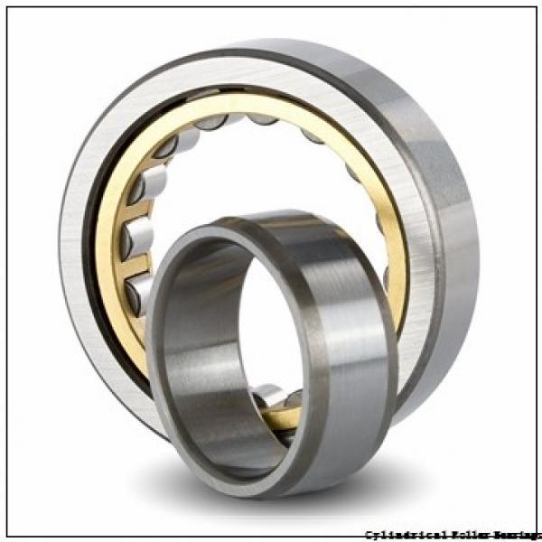 100 mm x 190 mm x 34 mm  NSK NU 220 ET Cylindrical Roller Bearings #2 image