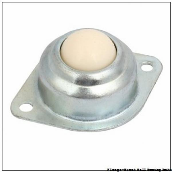 Link-Belt MFCS240N Flange-Mount Ball Bearing Units #1 image