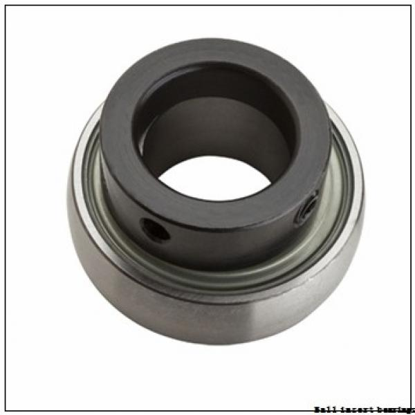 Timken G1106KRRB TDCF Ball Insert Bearings #3 image