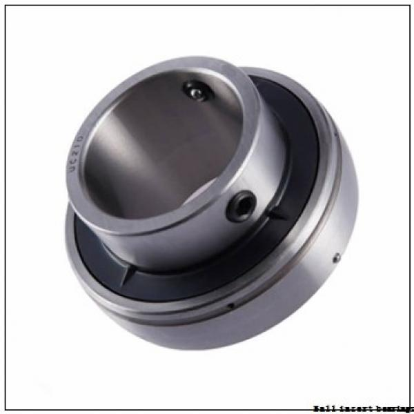 AMI KHR209-28 Ball Insert Bearings #1 image