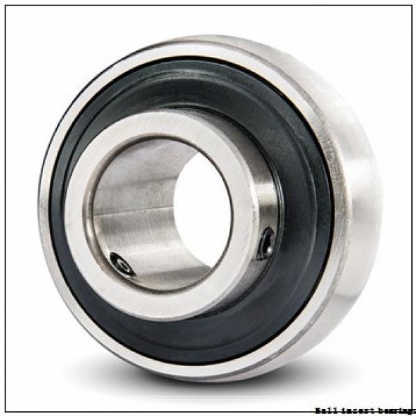AMI KHR208 Ball Insert Bearings #1 image