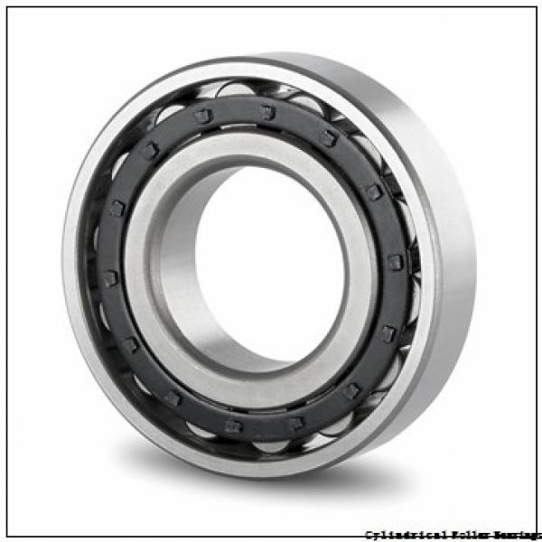 75 mm x 130 mm x 31 mm  NSK NU 2215 W Cylindrical Roller Bearings #1 image