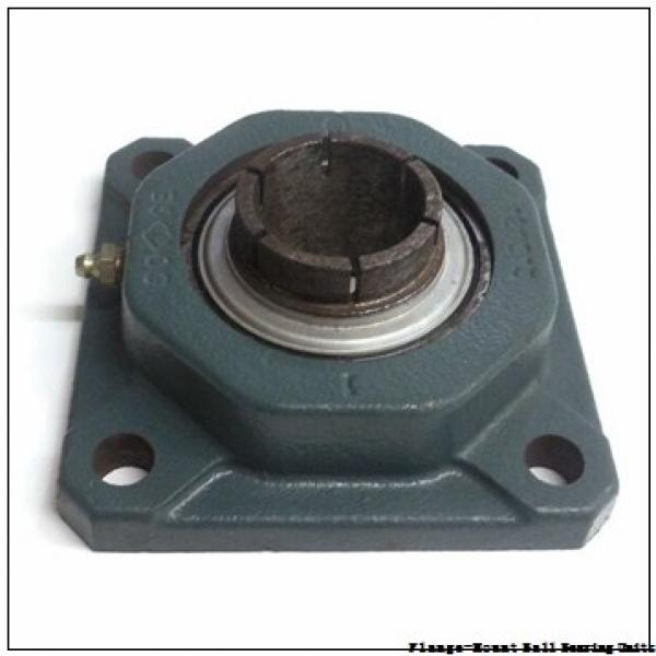 AMI UGSLF208-24 Flange-Mount Ball Bearing Units #3 image