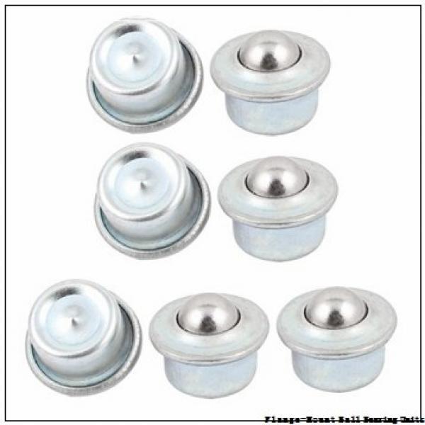AMI MUCFPL207-22W Flange-Mount Ball Bearing Units #1 image