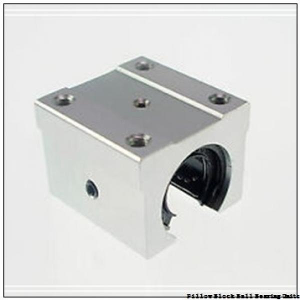 2.188 Inch | 55.575 Millimeter x 2.188 Inch | 55.575 Millimeter x 2.5 Inch | 63.5 Millimeter  Sealmaster NP-35T Pillow Block Ball Bearing Units #2 image