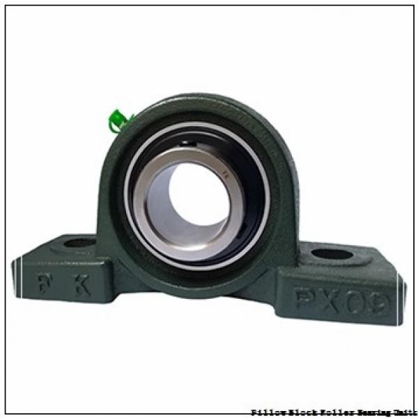 2.1875 in x 6-3/4 in x 3-49/64 in  Rexnord MAS62030513 Pillow Block Roller Bearing Units #1 image