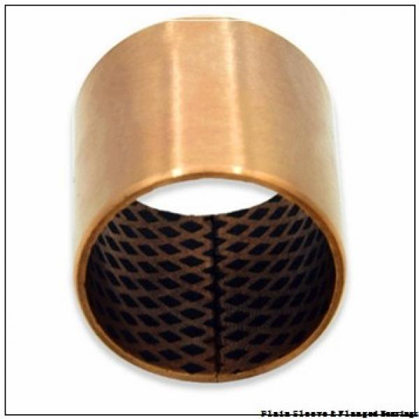 Bunting Bearings, LLC CB163252 Plain Sleeve & Flanged Bearings #1 image